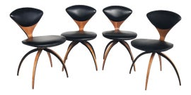 Image of Bentwood Swivel Chairs