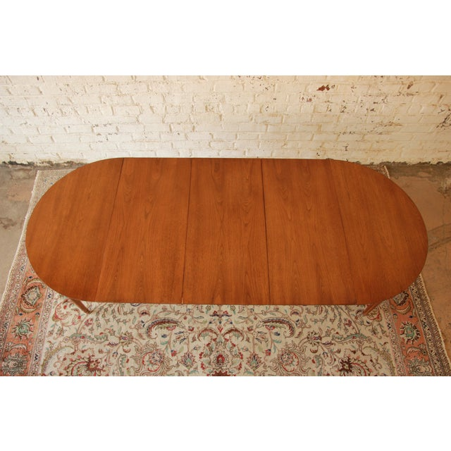 Henredon Mid-Century Dining Table - Image 4 of 9