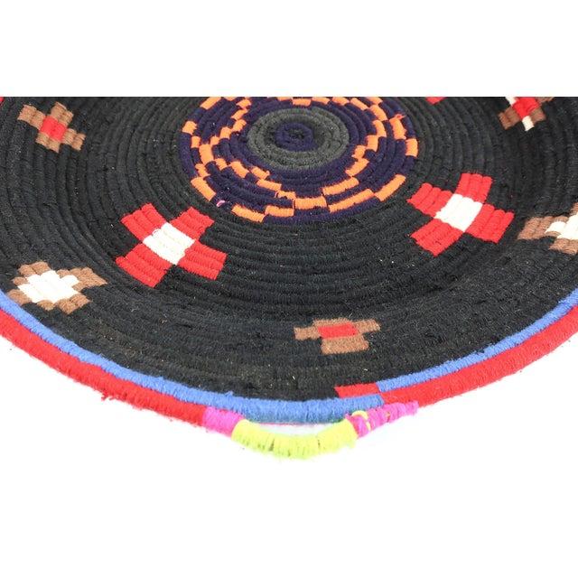 1990s Vintage Moroccan Berber Basket For Sale - Image 5 of 7