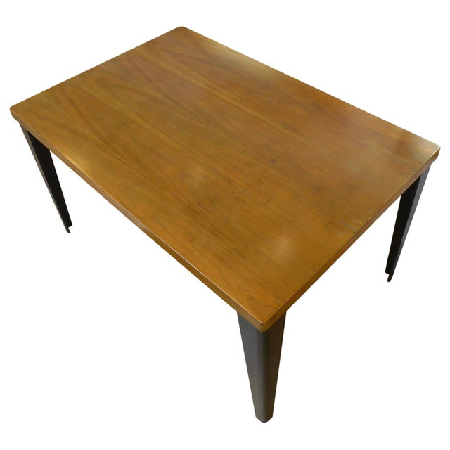 Mid-Century Modern DTW-1 Table by Charles Eames for Herman Miller For Sale - Image 3 of 7