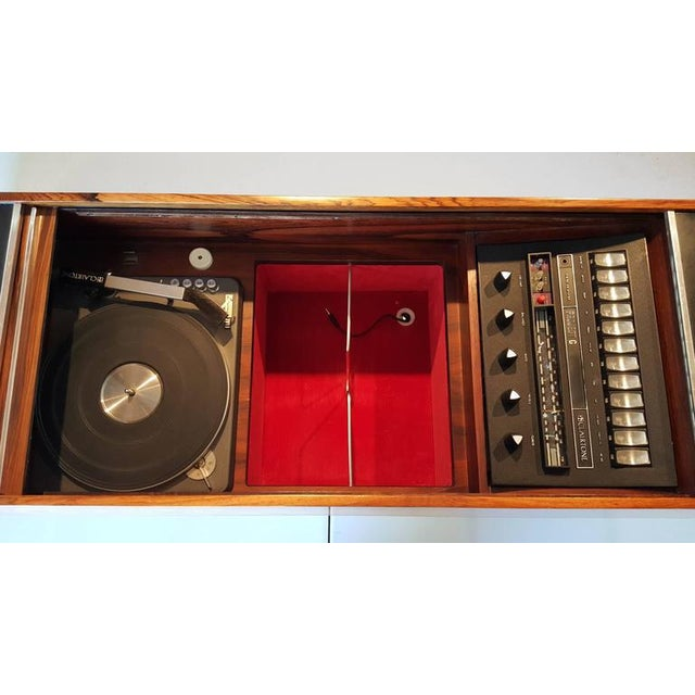 First Generation Clairtone Project G T4 Rosewood Stereo System For Sale - Image 11 of 11