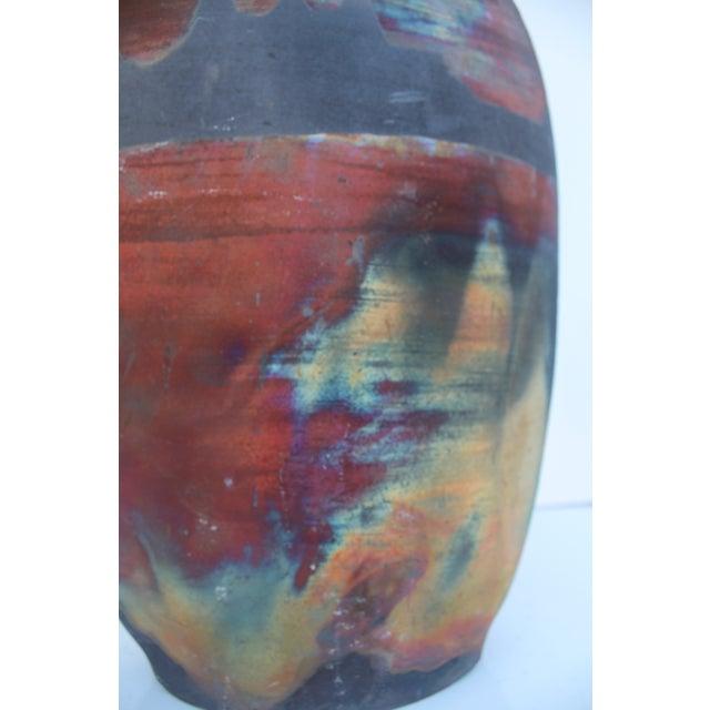 Vintage Studio Pottery Vase For Sale - Image 4 of 9