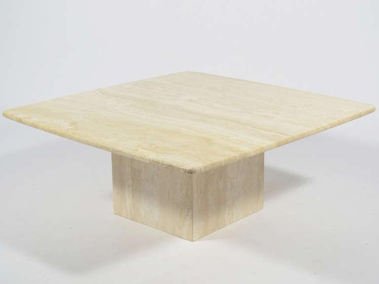 Travertine Coffee Tables Gallery Table Design Ideas
