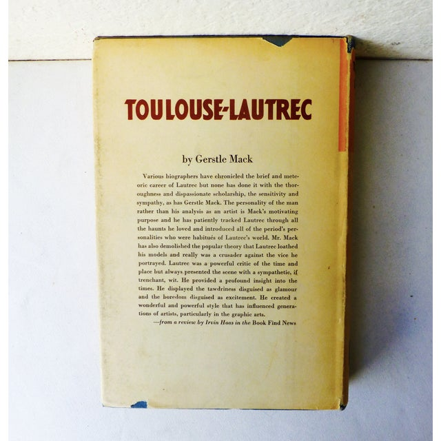 Toulouse-Lautrec Book, 1953 - Image 8 of 9