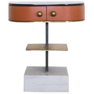 Invisible Brass Side Table, Rooms For Sale