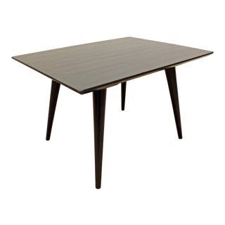 Mid-Century Danish Modern Paul McCobb Planner Group Ebonized End/Side Table