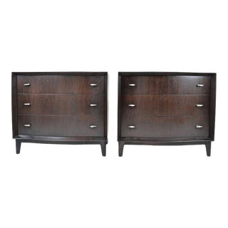 1960's Mid-Century Modern Chests - A Pair
