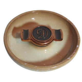Mid-Century Hyde Park Ashtray