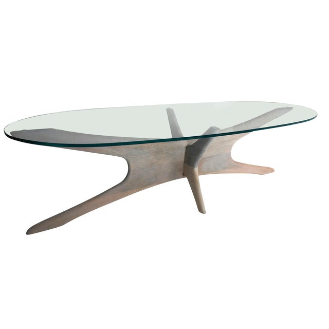 Mid-Century Adrian Pearsall Coffee Table - Image 1 of 10