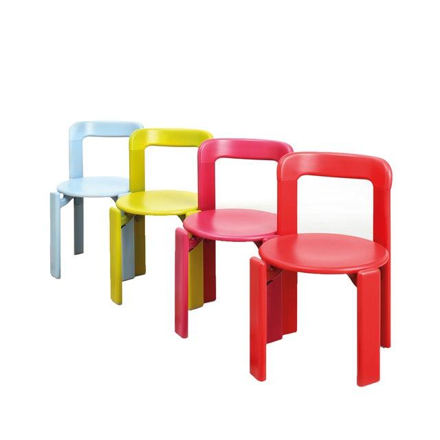 This is the children's version of the famous Rey chair that was designed in 1971. Designed by Bruno Rey, the Rey chair is...