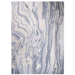 Marble Cashmere Blanket, Luna, Queen For Sale