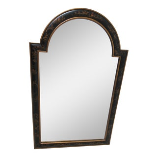 Royal Doulton Adams Paint Decorated Wall Console Mirror For Sale