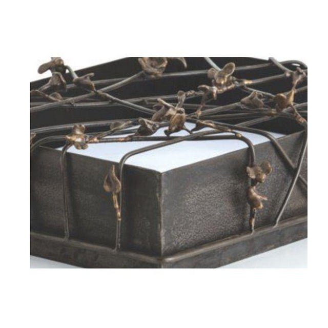 Butterfly Metal Iron Box - Image 2 of 3