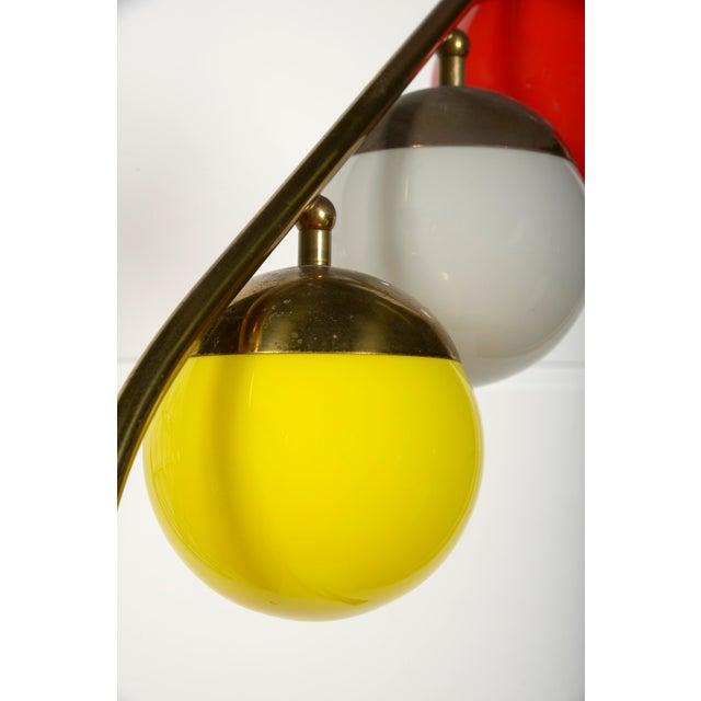 Mid-Century Modern 1960s Italian Floor Lamp For Sale - Image 3 of 8