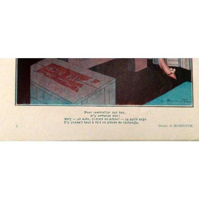 "Vintage Fantasio ""Lulu Mechanic"" by Bonnotte - Image 3 of 4"