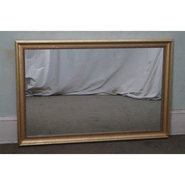 Louis XV Gold Frame Wall Mirror - Image 10 of 10