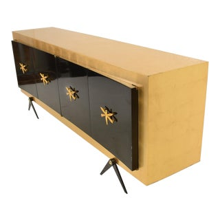 Mid-Century Mexican Modernist Credenza After Arturo Pani For Sale