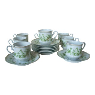 Haviland Limoges Demitasse Cups - Set of 8