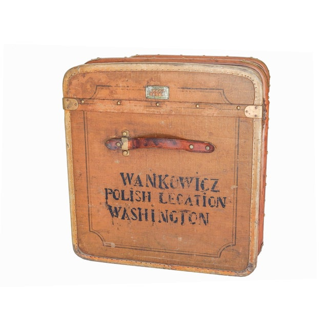 Early 20th Century Polish Trunk - Image 7 of 10