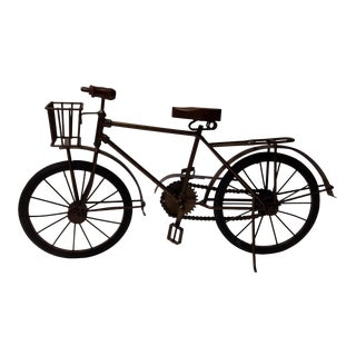 1960s Vintage Miniature Bicycle For Sale