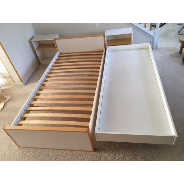 Danish Modern Mid-Century Finnish Muurame Modular Trundle Bedroom Set For Sale - Image 3 of 12