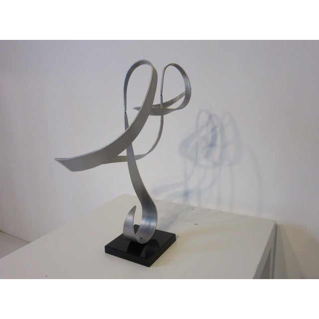 Mid-Century Modern John W. Anderson Kinetic Sculpture For Sale - Image 3 of 9