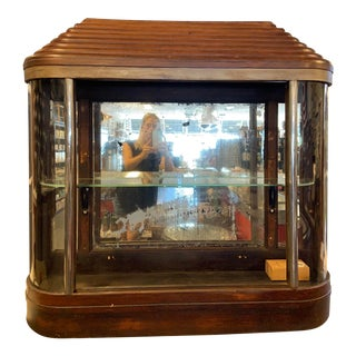 "Vintage Countertop ""Beehive"" Display Case For Sale"