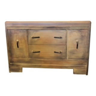 Traditional Southwestern Style Wooden Buffet