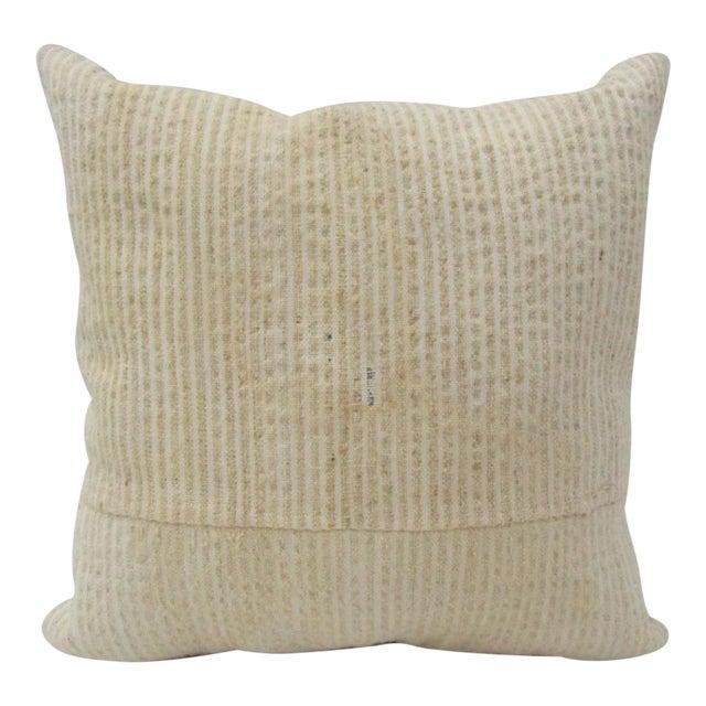 Handmade Vintage Turkish Kilim Pillow Cover For Sale