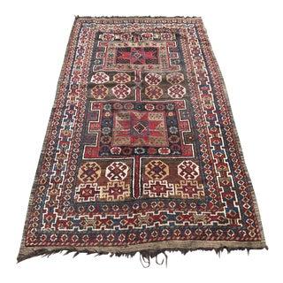 "Antique Nw Persian ""Kami"" Rug - 4'2"" x 7'2"""