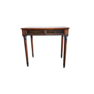 Traditional Theodore Alexander Writing Desk For Sale