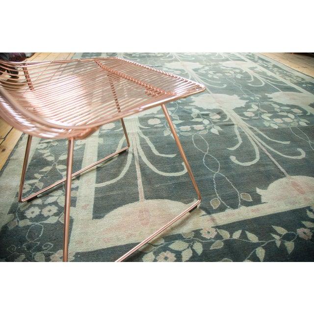 """Vintage Indo Donegal Carpet - 8'8"""" x 11'9"""" - Image 4 of 9"""