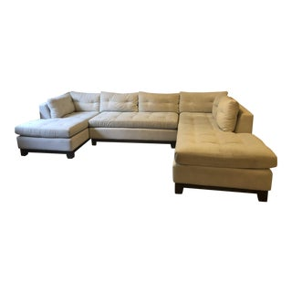 Jean Michael 3pc Sectional For Sale