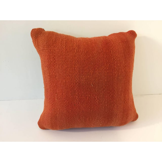 Moroccan Berber Tribal Throw Pillow For Sale - Image 4 of 5