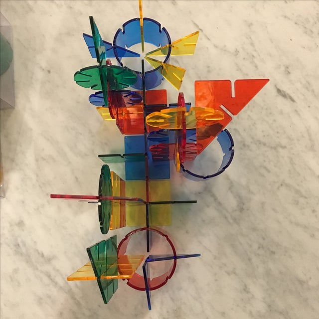 1960s Colorful Crystal Toy - Image 5 of 5
