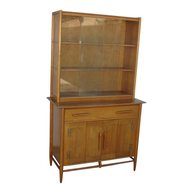 Cushman Contemporary Hutch /Sideboard - Image 1 of 8