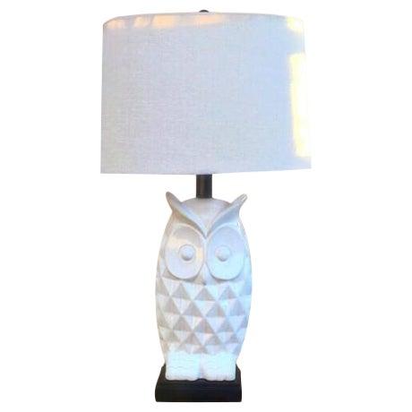 Brand new vintage style hoot loot owl table lamp chairish aloadofball Choice Image
