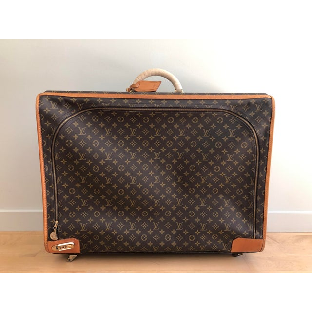 1980s Vintage Louis Vuitton Pullman 75 Luggage For Sale - Image 13 of 13