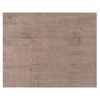 Stark Studio Rugs Traditional New Oriental Tibetan Silk Rug - 11′ × 17′ For Sale