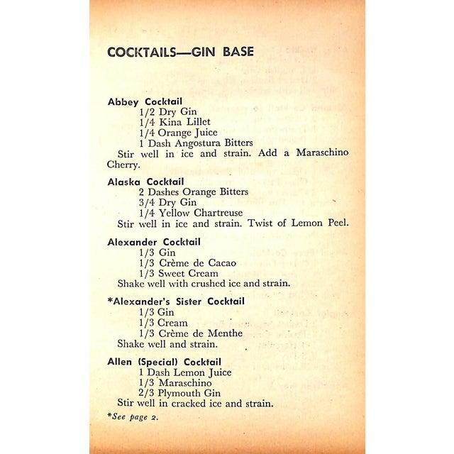 The Standard Bartender's Guide - Image 5 of 6