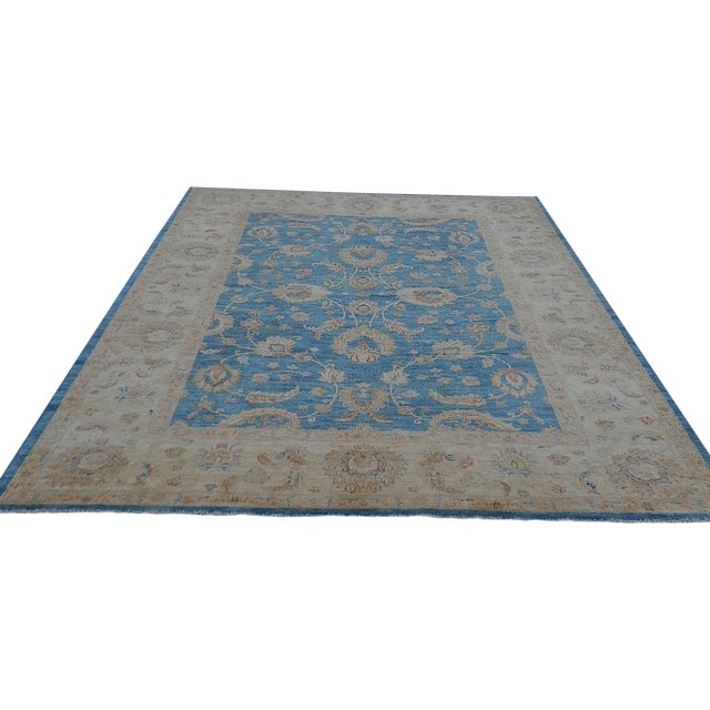 Oushak Design Hand Woven Oriental Rug - 8' X 11' - Image 1 of 11