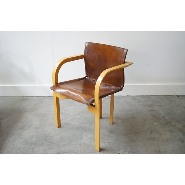 1960s Mid-Century Arm Chairs, Sold as a Set For Sale - Image 5 of 8