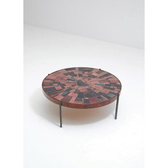 ROGIER VANDEWEGHE AMPHORA COFFEE TABLE - Image 8 of 9