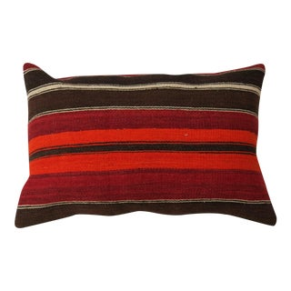 Large Lumbar Kilim Pillow