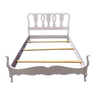 Vintage Boho Chic Full Bedframe For Sale