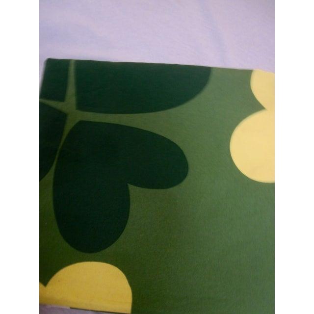 Danish Modern Fabric Panel, Swedish Pop Art - Image 11 of 11