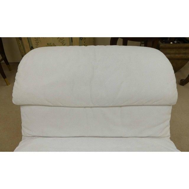 Saporiti Italia Wave Lounge Chair, Designed by Giovanni Offredi - 3 Available For Sale In Miami - Image 6 of 12