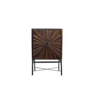 Rhomtree Wood Credenza For Sale