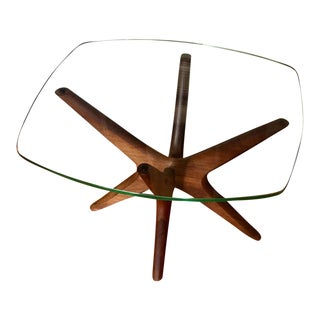 "1960s Mid-Century Modern Adrian Pearsall for Craft Associates ""Jacks"" Occasional/Side Table For Sale"
