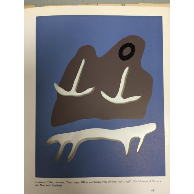 White 1957 Jean Arp Book MoMA Book For Sale - Image 8 of 9
